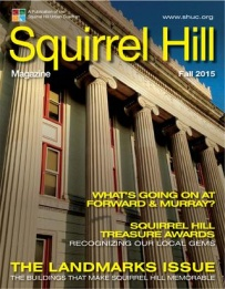 Squirrel Hill Magazine Fall 2015