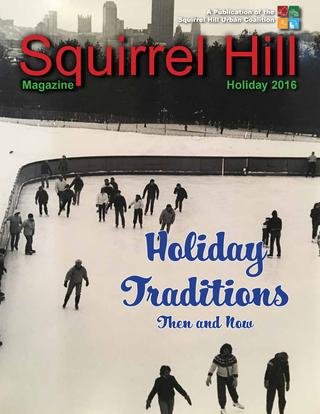 Squirrel Hill Magazine Holiday 2016