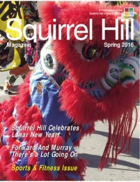 Squirrel Hill Magazine Spring 2016