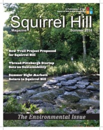 Squirrel Hill Magazine 2016