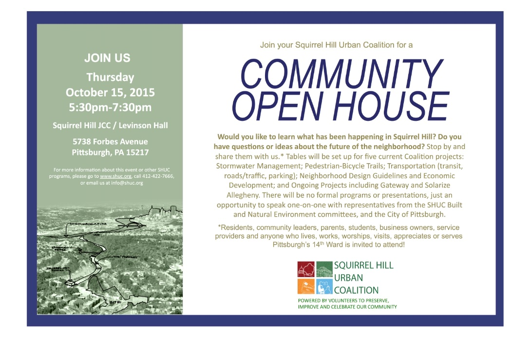 Community Open House Pic