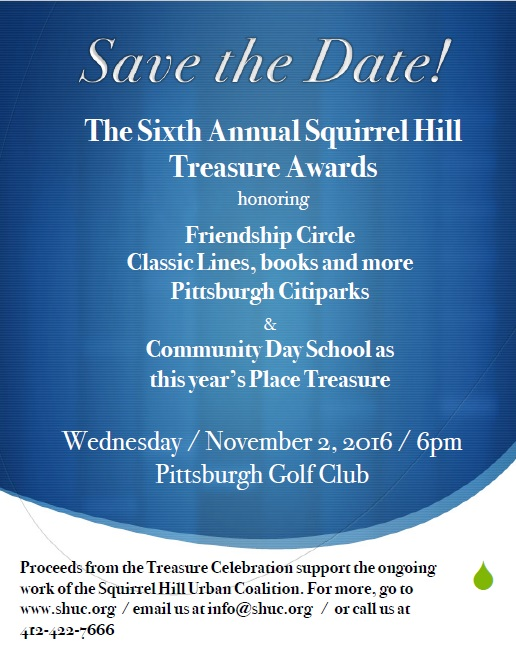 Treasure Awards 2016
