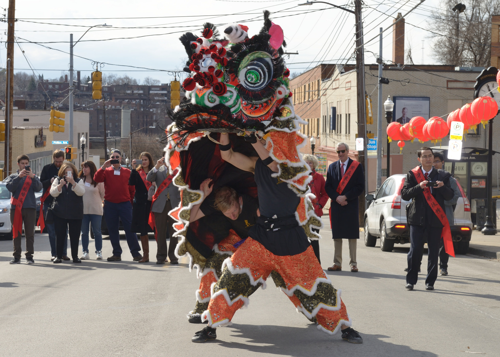 squirrel hill lunar new year parade