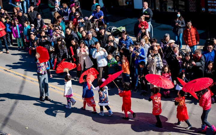 Chinese New Year Parade Squirrel Hill