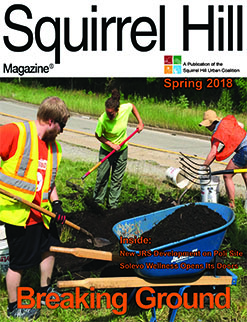 Squirrel Hill Magazine Spring 2018