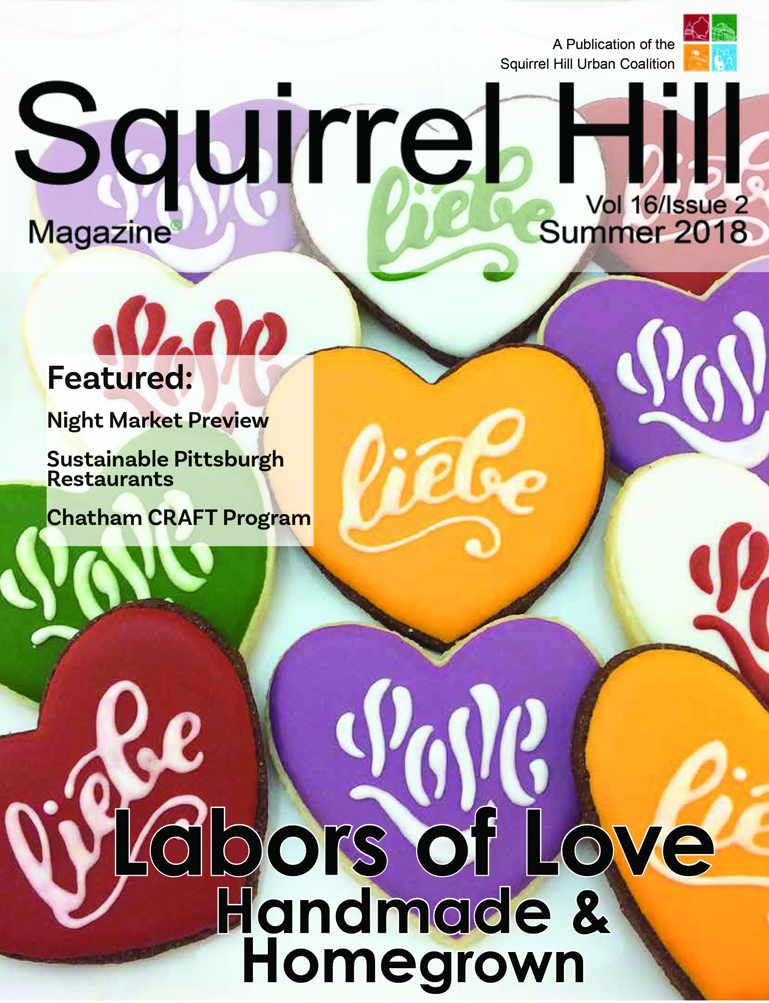 Squirrel Hill Magazine Summer 2018